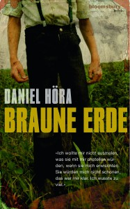 """Cover """"Braune Erde"""" von Daniel Höra"""